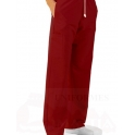 Health Trousers Burgundy
